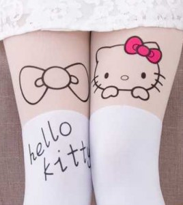 kalson hello kitty